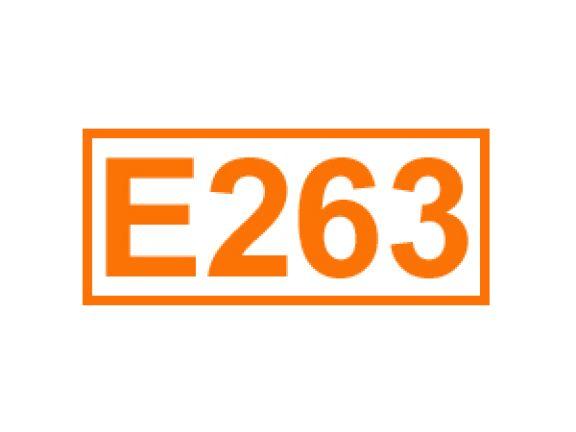 E 263 ein Konservierungsstoff
