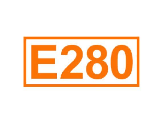 E 280 ein Konservierungsstoff