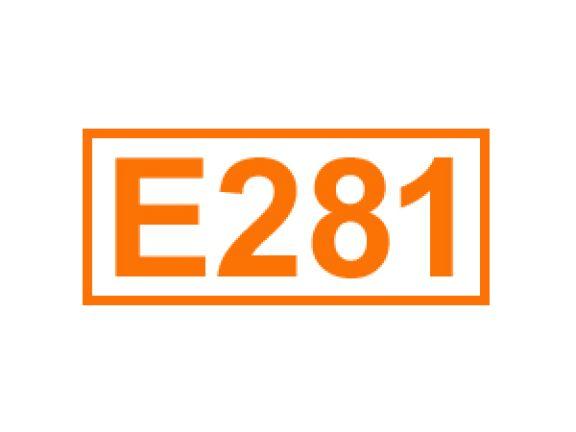 E 281 ein Konservierungsstoff
