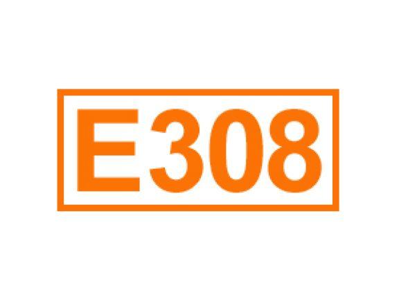 E 308 ein Antioxidationsmittel