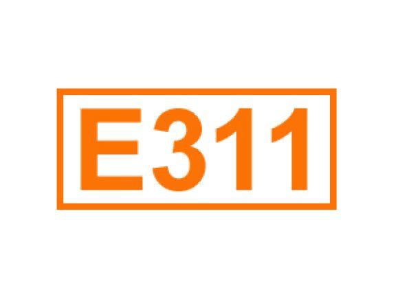 E 311 ein Antioxidationsmittel