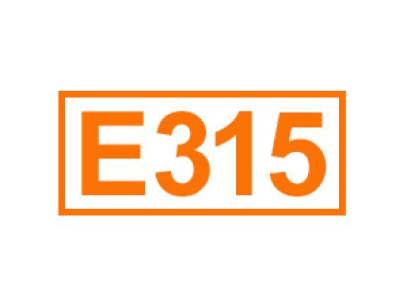 E 315 ein Antioxidationsmittel