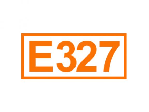 E 327 ein Säureregulator
