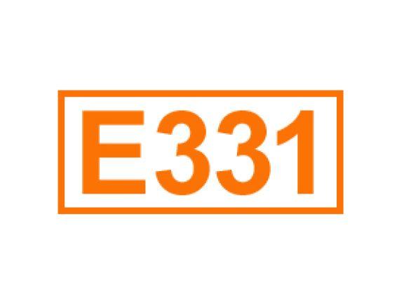 E 331 ein Komplexbildner