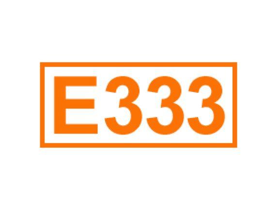 E 333 ein Komplexbildner