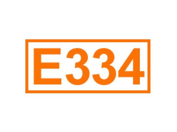 E 334 ein Komplexbildner