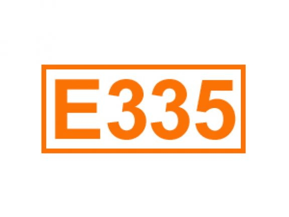 E 335 ein Backtriebmittel