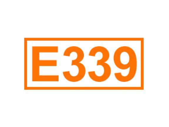 E 339 ein Komplexbildner