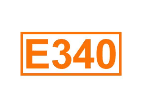 E 340 ein Komplexbildner