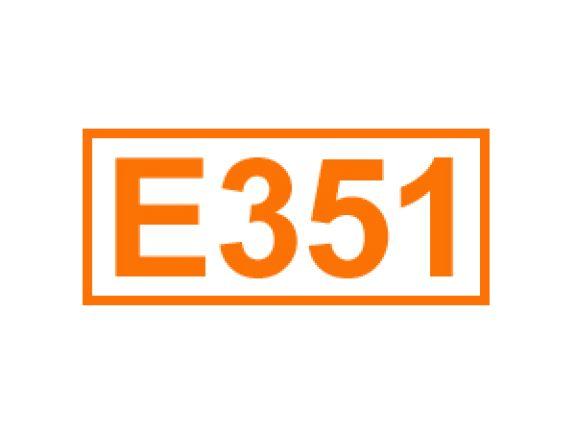 E 351 ein Säureregulator