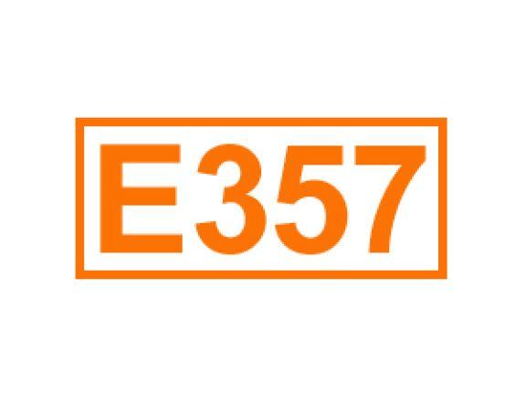E 357 ein Säureregulator