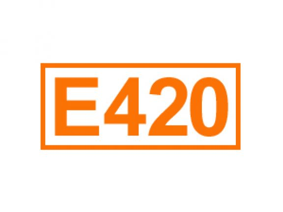 E 420 ein Feuchthaltemittel