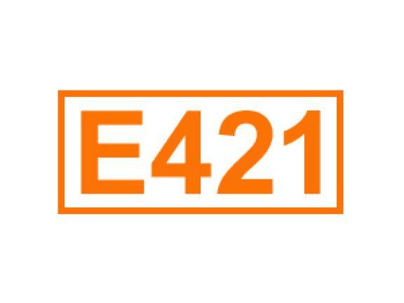 E 421 ein Füllstoff