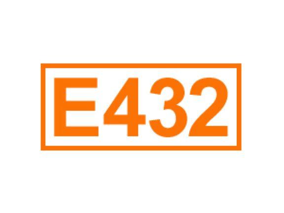 E 432 ein Emulgator