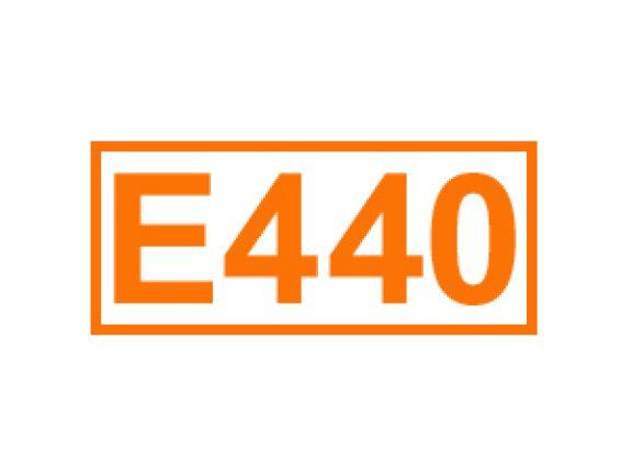 E 440 ein Füllstoff