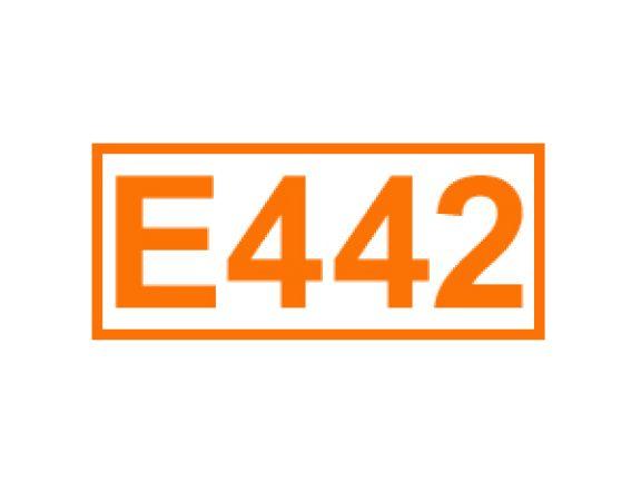 E 442 ein Emulgator