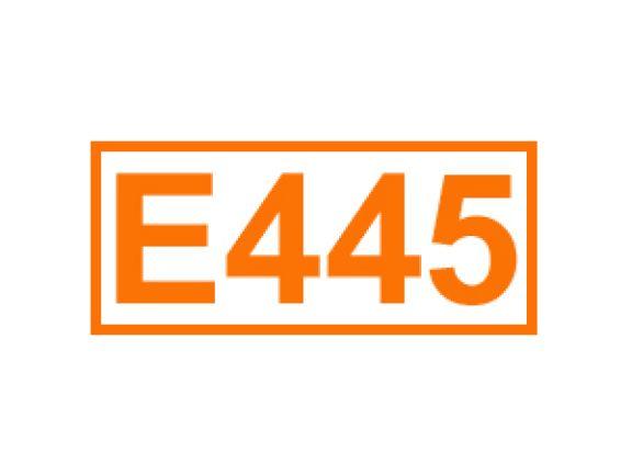 E 445 ein Stabilisator
