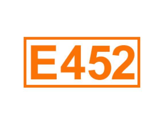 E 542 ein Komplexbildner