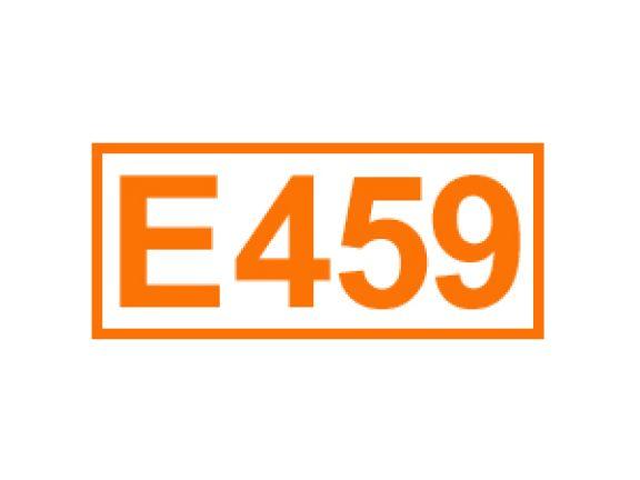 E 459 ein Füllstoff