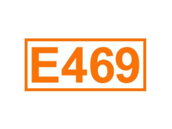 E 469 ein Füllstoff