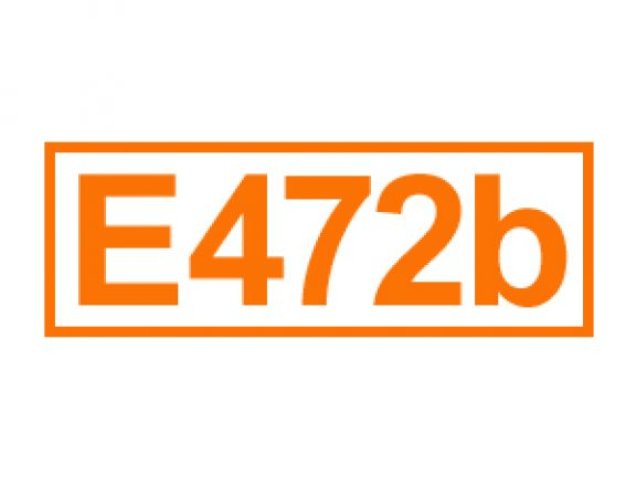 E 472 b ein Emulgator