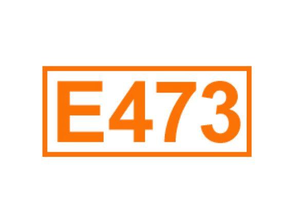 E 473 ein Emulgator