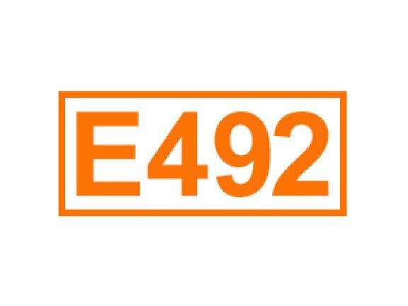 E 492 ein Emulgator