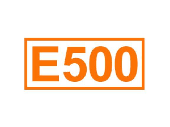 E 500 ein Backtriebmittel