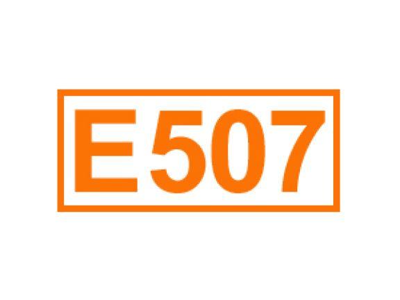 E 507 ein Säureregulator