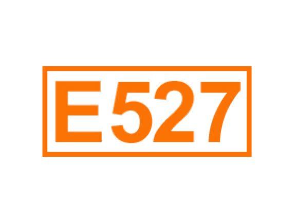 E 527 ein Säureregulator