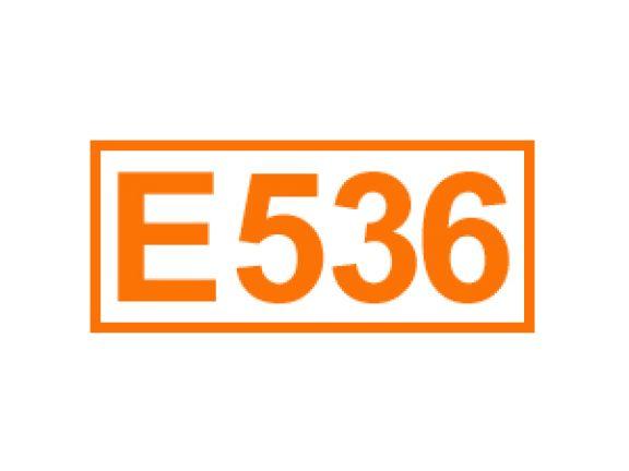 E 536 ein Trennmittel