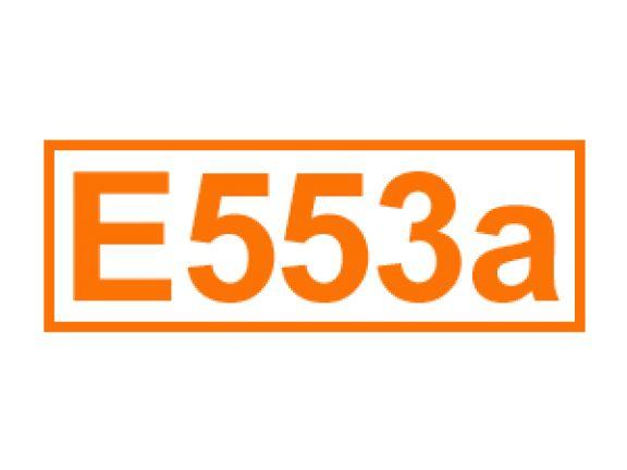 E 553 a ein Füllstoff