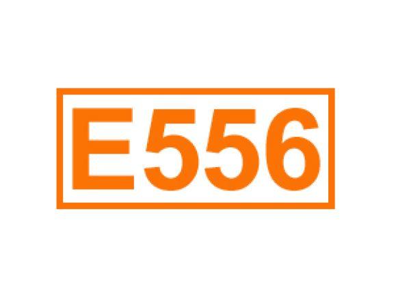 E 556 ein Trennmittel