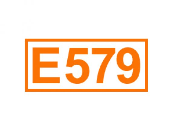 E 579 ein Stabilisator