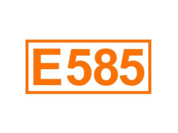E 585 ein Stabilisator