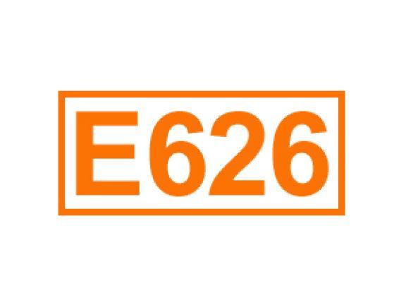 E 626 ein Geschmacksverstärker