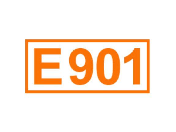 E 901 ein Füllstoff