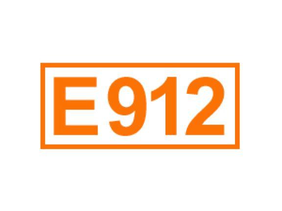 E 912 ein Überzugsmittel
