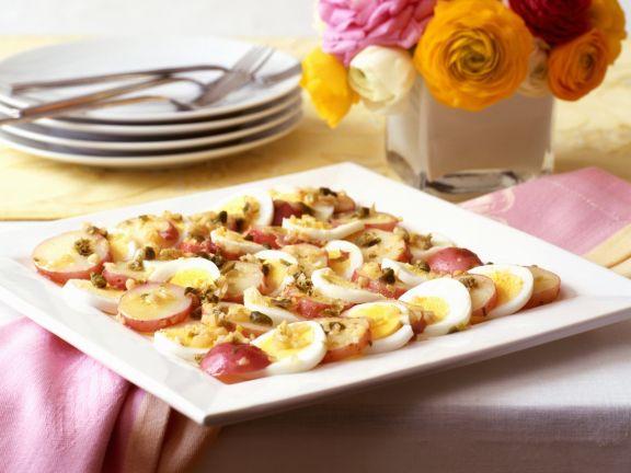 Eier-Kartoffel-Salat