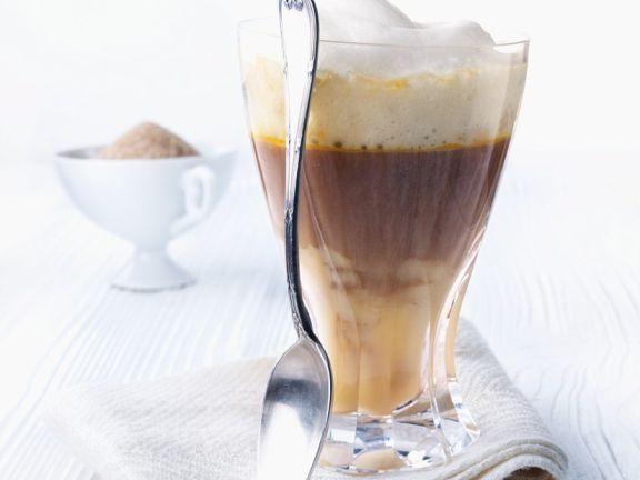 Eierlikör-Kaffee