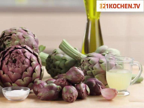 Einfache Artischocken Rezept Eat Smarter
