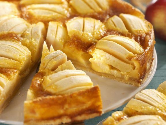 Elsässer Apfelkuchen