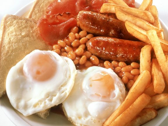 Englisches Frühstück