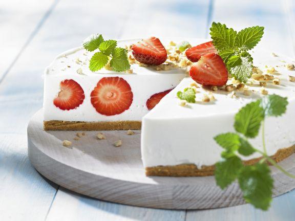 Erdbeer-Käsesahnetorte
