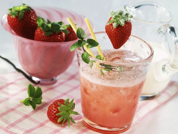 Erdbeer-Molke