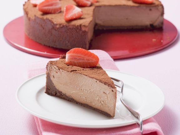 Erdbeer Schokokuchen Rezept Eat Smarter