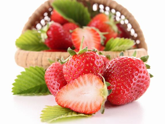 Erdbeer-Tricks