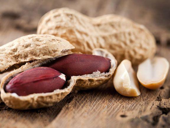 Erdnüsse als Allergene meist gekennzeichnet