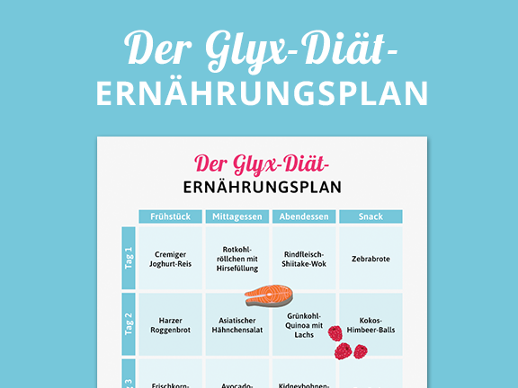 Ernährungsplan Glyx Diät