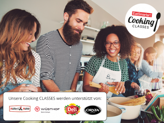 EAT SMARTER Cooking Classes
